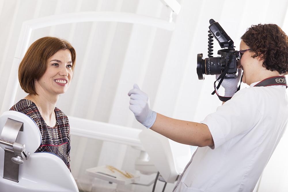 Foto dokumentacja ortodontyczna