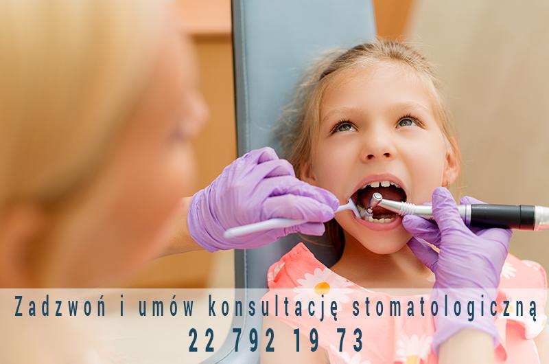 Stomatologia dziecięca Grodzisk Mazowiecki