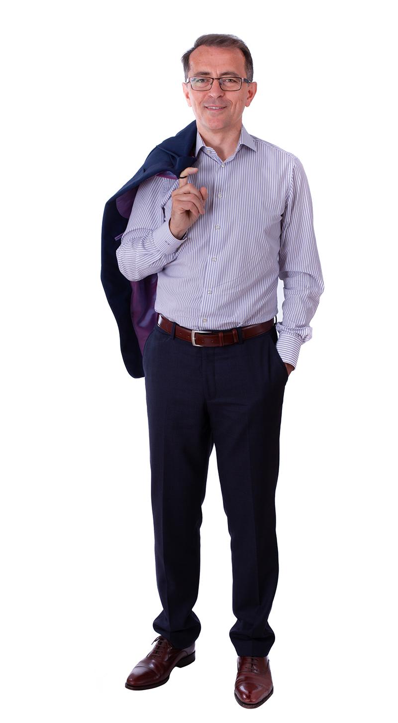 Prof. Piotr Fudalej ortodonta